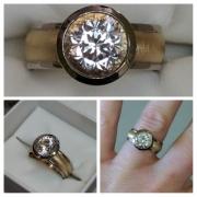 Lanique Design Killiecrankie Diamond Ring (2)