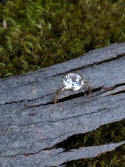 Lanique Design Killiecrankie Diamond Ring